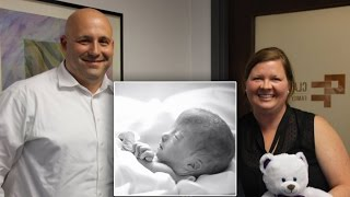 Couple Who Lost Newborn Sends 2,400 Heartbeat Teddy Bears To Grieving Parents