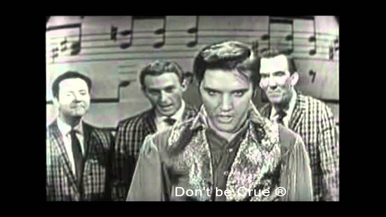 Elvis Presley Don T Be Cruel Song Hd Youtube