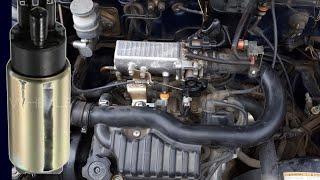 how to fuel pump problem Suzuki Mehran VX/VXR Euro 2 no start Urdu in Hindi