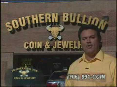 Southern Bullion Coin and Jewelry commercial