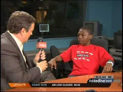 Bobb'e J. Thompson's Interview on CW KTLA Morning News Los Angeles