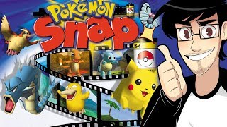POKEMON SNAP - THE GAME ABOUT TAKING PICTURES OF POKEMON!