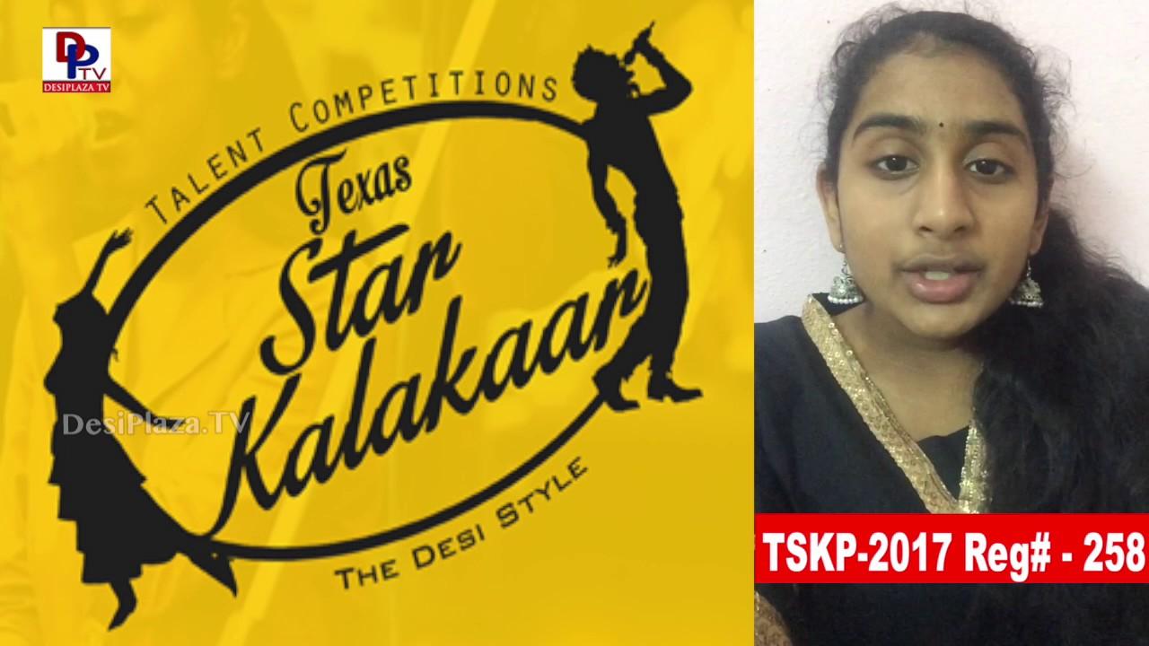 Reg# TSK2017P258- Texas Star Kalakaar 2017