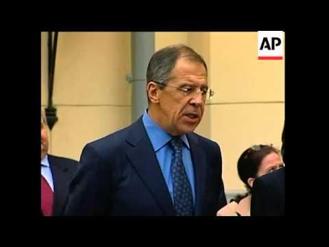 US Secretary of State meets Putin, FM, comment on Iran