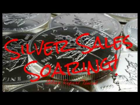 Silver Sales Soar in U.S. Asia and India! Silver Demand Surges