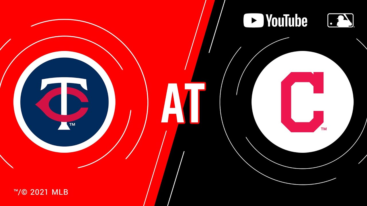 Twins at Indians | MLB Game of the Week Live on YouTube