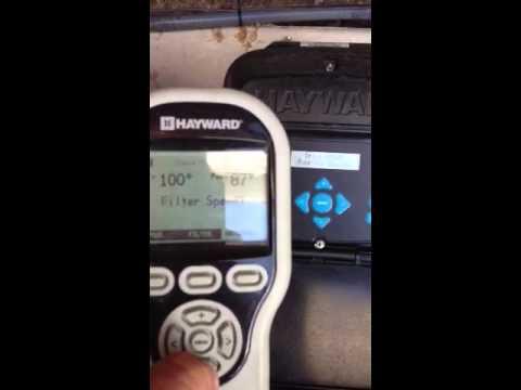 Hayward VSP Pump Drive Error! Pump Stalled.