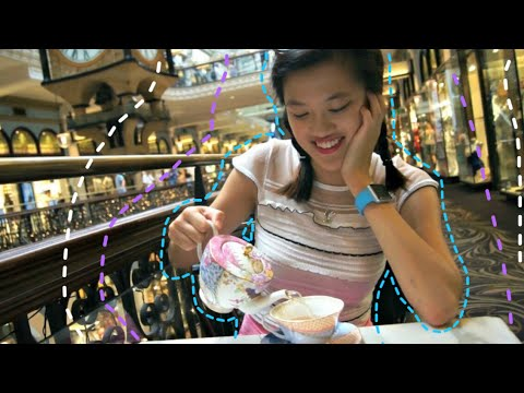 Town Hall, The QVB Queen Victoria Building & The Galeries   SYDNEY VLOG