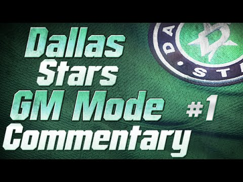 """NHL 14: GM Mode Commentary 