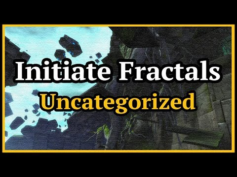 Guild Wars 2  - Initiate Fractals - Uncategorized