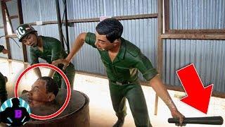 5 Peores y aterradores castigos en prisiones