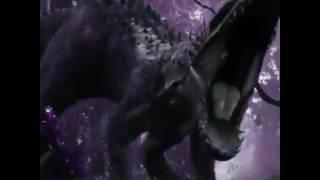 Клип по фильму мир юрского периода под песню Monster