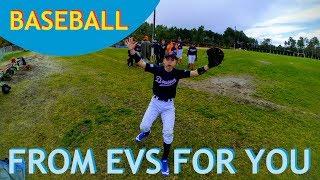 БЕЙСБОЛ | FROM EVS FOR YOU #18 | BASEBALL