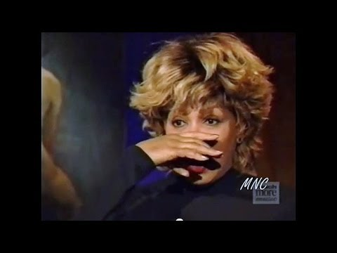 Tina Turner - Candid and Intimate Canadian Interview - Speak Easy Part 1