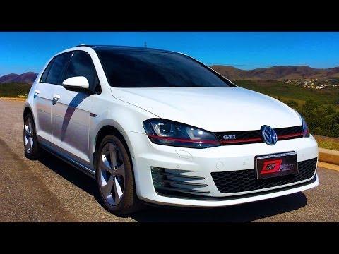 Avaliação Volkswagen Golf GTI | Canal Top Speed