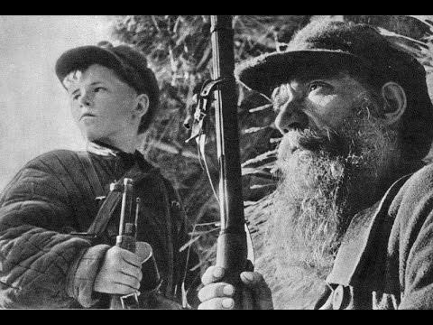 Запрещенные барабанщики - Партизанская борода
