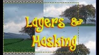 Mastering Layers & Masks in GIMP