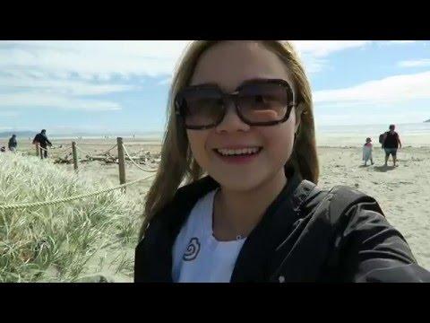 Paraparaumu Beach - Crabs catching [EP1]