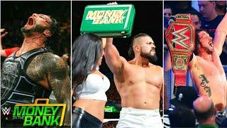 WWE MONEY IN THE BANK 2019 MATCH CARD | BETTING ODDS HIGHLIGHTS | WINNER