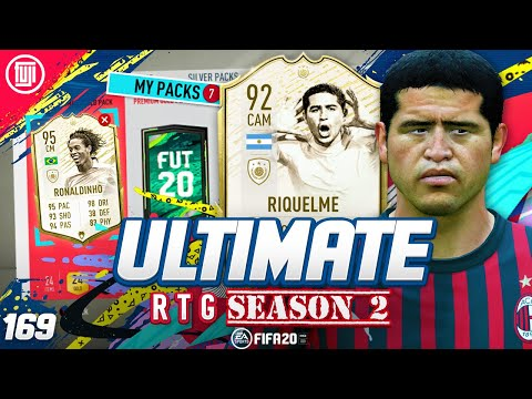 WAS IT ENOUGH?!?!? ULTIMATE RTG #169 - FIFA 20 Ultimate Team Road to Glory