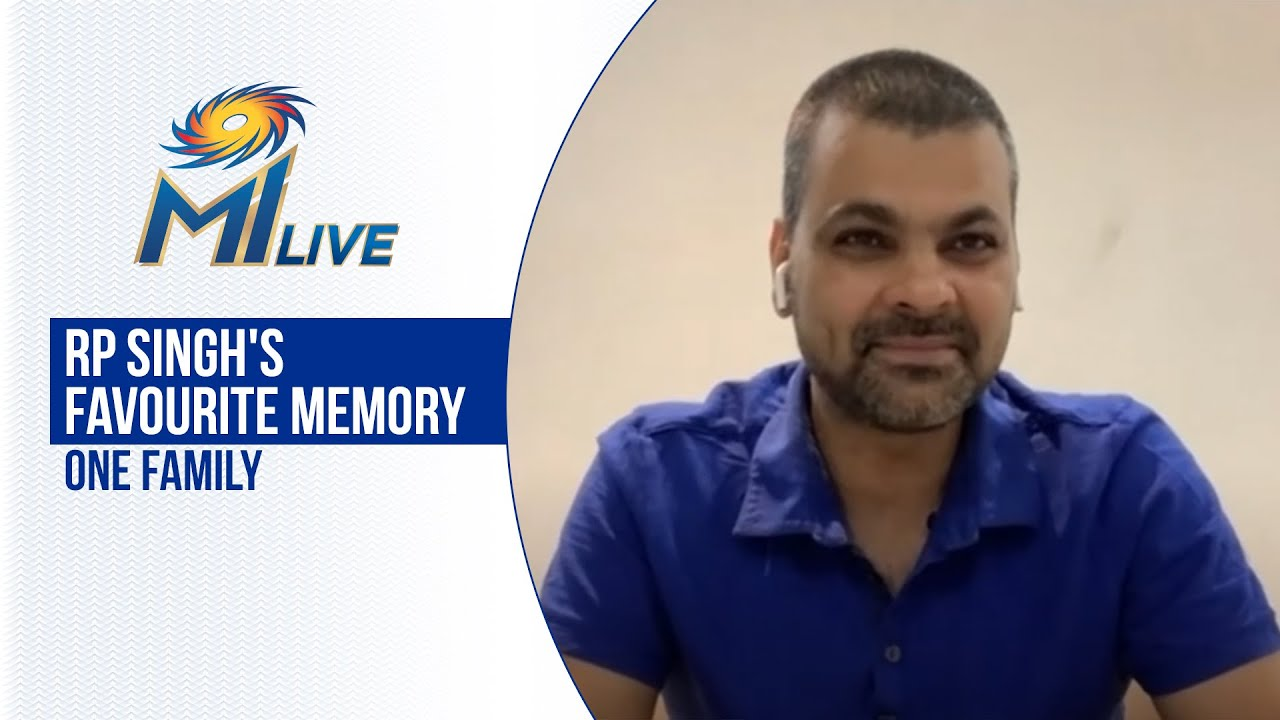 RP Singh's favourite wicket at MI | मुंबई में सबसे यादगार पल | Dream11 IPL 2020