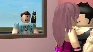 I SHOULDN'T HAVE LOOKED IN THEIR WINDOW - Roblox Halloween Special