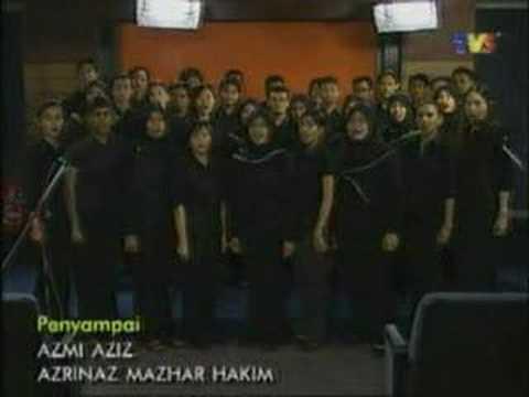 UTM Choir - Kambanglah Bungo