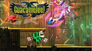 PS4 Games | Guacamelee 2 - Gameplay Demo 🎮