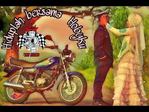 Prawedding Ala Bikers Rx King Youtube