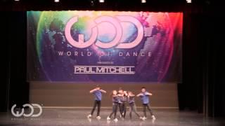 World Of Dance Vancouver 2012: Dream JR Elite | 2nd place (JR Division)
