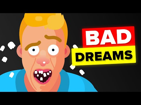 What Your Bad Dreams Say About You (Dream & Sleep Analysis)