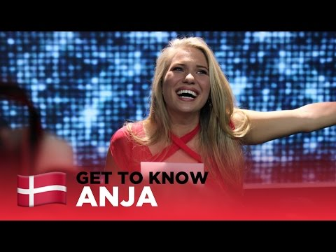 ESC 2017: Get to know... ANJA NISSEN from DENMARK 🇩🇰