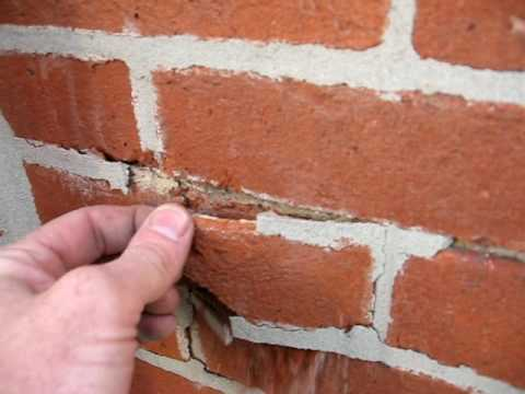 Trailers For Less >> Spalling Bricks caused by Portland Cement - YouTube