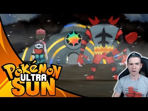 THIS IS FANTASTIC! Pokemon Ultra Sun Let's Play Walkthrough Episode 44