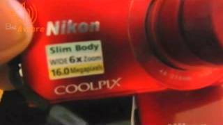 nikon coolpix s3200 review in arabic