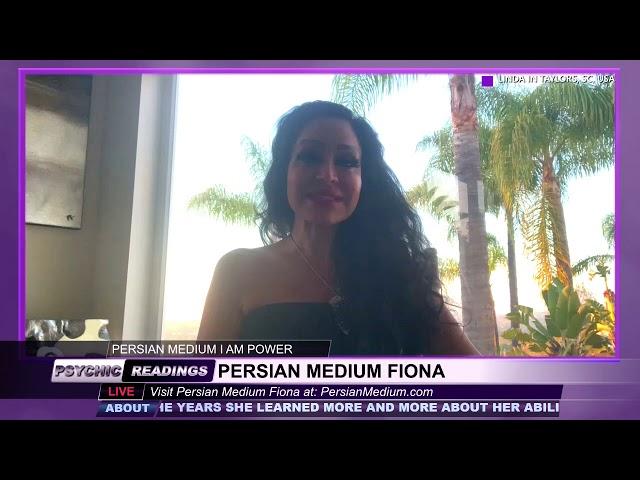 Persian Medium I Am Power - April 24, 2019