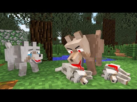 Top Life Animations I - Minecraft Animation