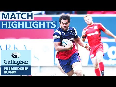 Bristol 23-21 Saracens | Bears Shock Defending Champions! | Gallagher Premiership - Highlights