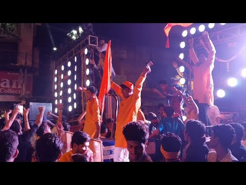 (DJ LAD VS DJ AARUSH) SOUND COMPETITION   BELGAUM  GANPATI   VISARJAN  2018 //USE🎧 FOR HD SOUND//