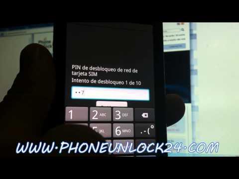 How to Unlock Any LG Optimus Sol E730,LIBERAR LG OPTIMUS SOL E730