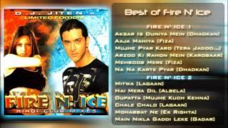 Dj Jiten - Aarzoo Ki Rahon Mein [Best Of Fire N