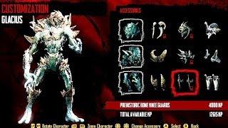Killer Instinct (Xbox One) - Glacius аксессуары(Важная Информация... Помогайте продвигать видео в массы не забывайте ставить