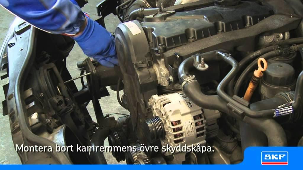 Skf Kamremssats Med Vattenpump Vkmc 01250 1 Volkswagen