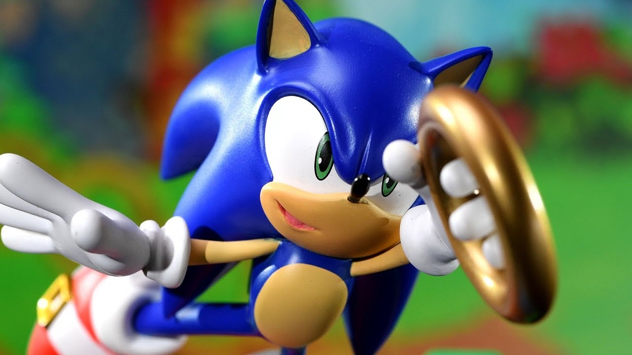 F4f X Gnf Toyz Sonic The Hedgehog Boom8 Series Combo Pack 3 Amy Vol 05 And Super Sonic Vol 06 Youtube