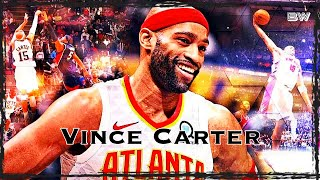 Vince Carter - Half Man-Half Amazing | TRIBUTE WAVE