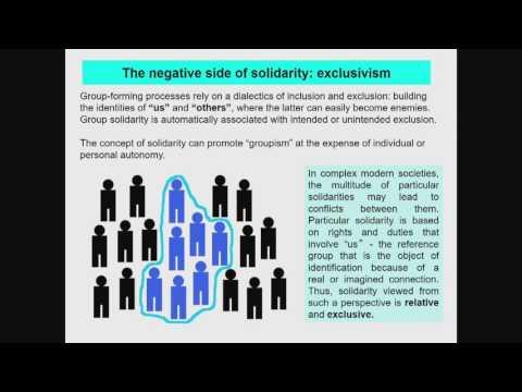 Elżbieta Hałas   Inclusive Solidarity and Integration of Marginalized People