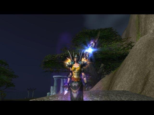 Vanilla Shadow Priest Battleground Live PvP Commentary!