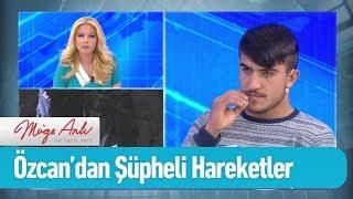 Özcan'dan şüpheli hareketler... - Müge Anlı ile Tatlı Sert 16 Mayıs 2019