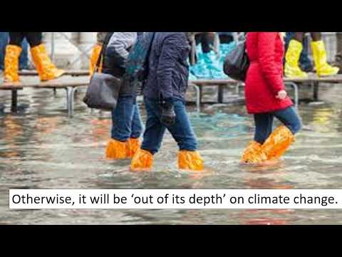 Newcastle: Out Of Its Depth On Climate Change