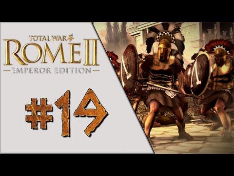 Λιμός|Total War Rome 2:Sparta #19